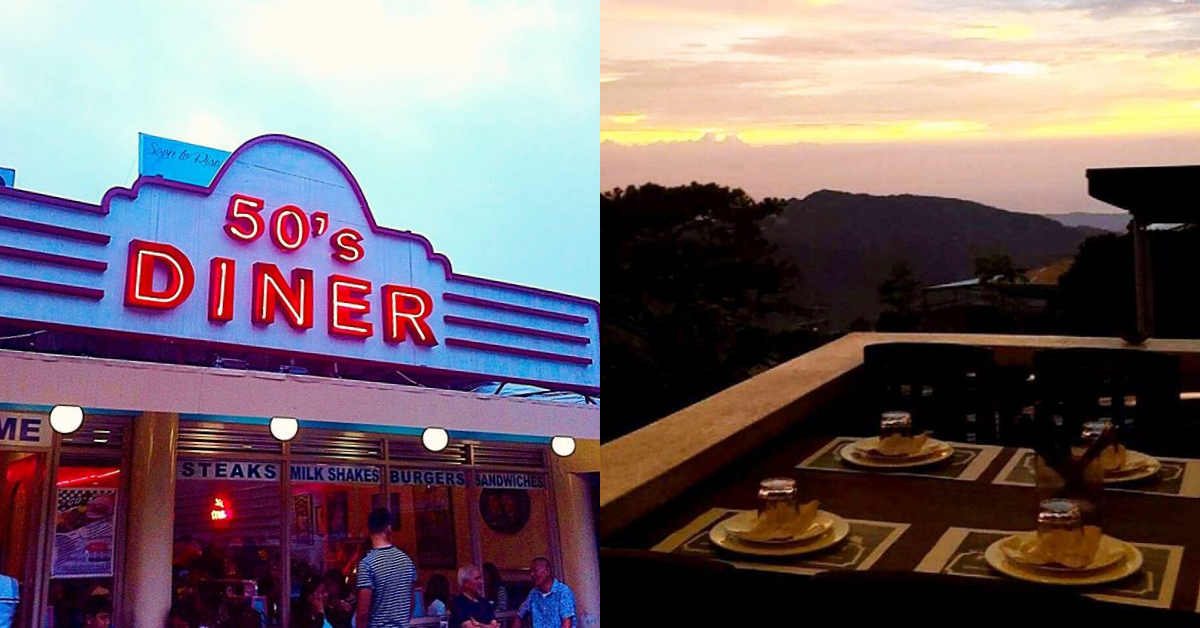 Top 10 Most Loved Baguio Restaurants For October 2016